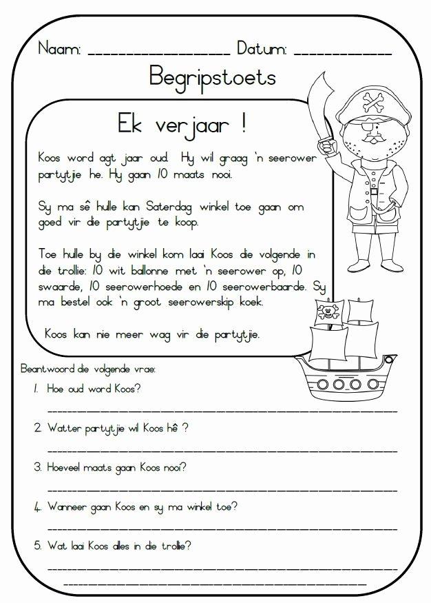 911 Worksheets for Preschoolers Inspirational Begripstoetse Juffrou 911