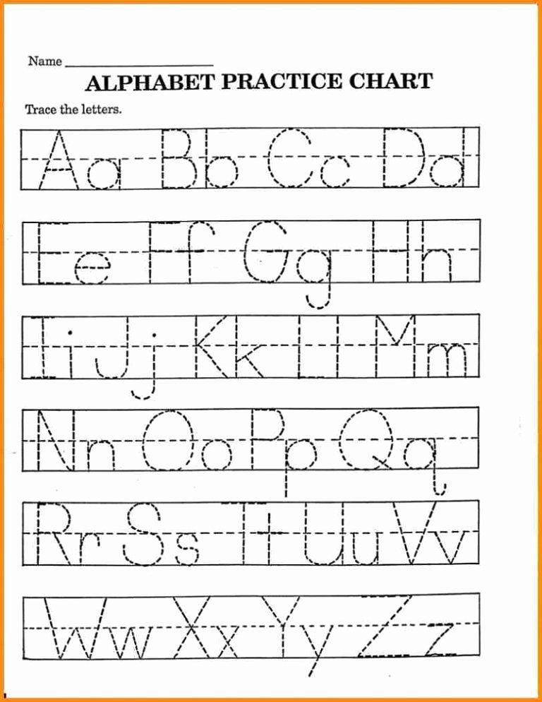Abc Worksheets for Preschoolers Inspirational Pre K Math Worksheets Printable