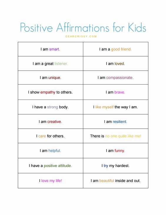 Adhd Worksheets for Preschoolers Ideas Child therapy Counseling Techniques Worksheets for Kids Pdf