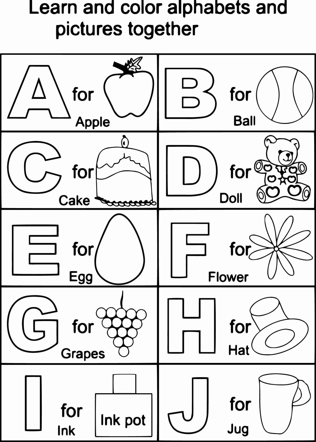 Alphabet Coloring Worksheets for Preschoolers Inspirational Free Printable Alphabet Coloring Pages Tag Fabulous Arabic