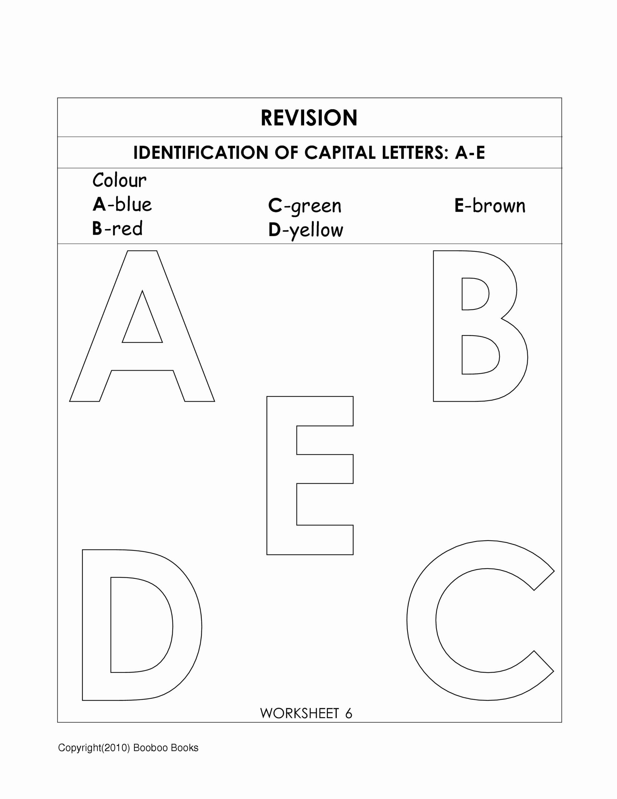 Alphabets Worksheets for Preschoolers Free Alphabet Worksheets Kindergarten Student Clip Art Black and