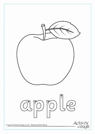 Apple Worksheets for Preschoolers Printable Apple Worksheets
