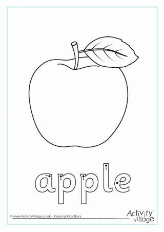 Apple Worksheets for Preschoolers Printable Apple Worksheets