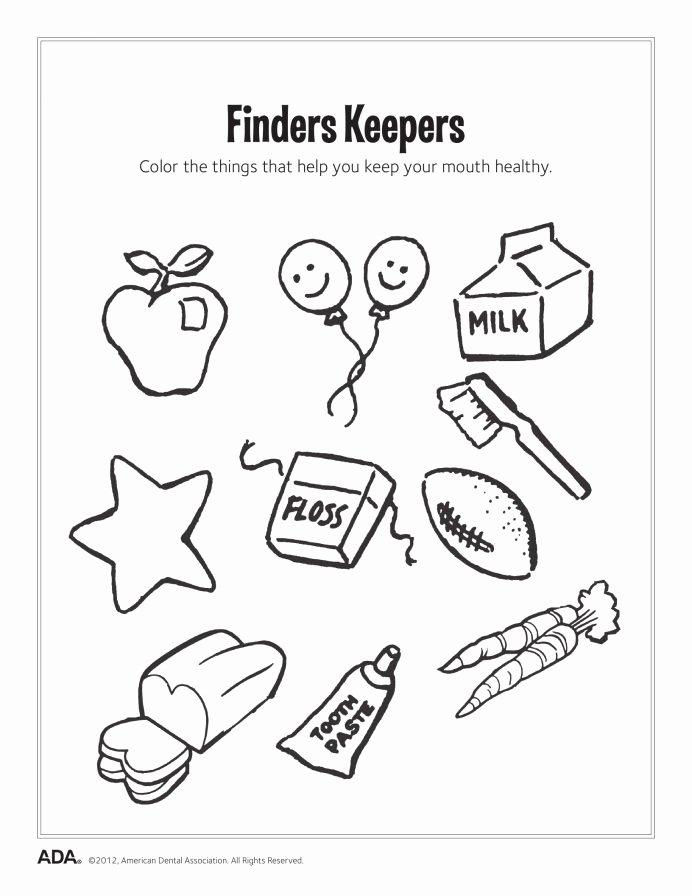 Association Worksheets for Preschoolers Lovely Hygiene Worksheets Personal Preschool Ks2 Ks4 Teenage Youth