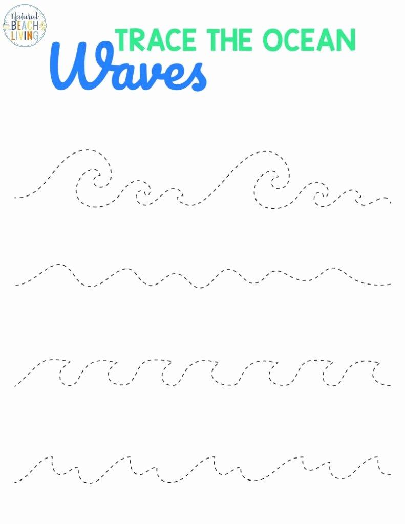 Beach Worksheets for Preschoolers Printable Preschool Beach Printables and Activities Natural Beach Living