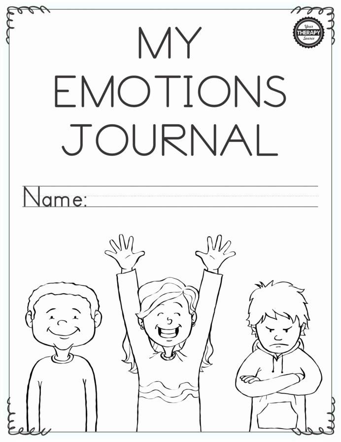 Behavior Worksheets for Preschoolers Kids Emotional Regulation Worksheets for Boys and Girls Your