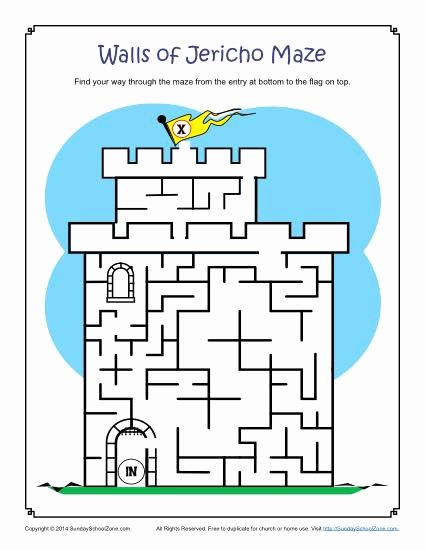 Bible Story Worksheets for Preschoolers Free Types Free Printable Bible Activities for Kids Sunday