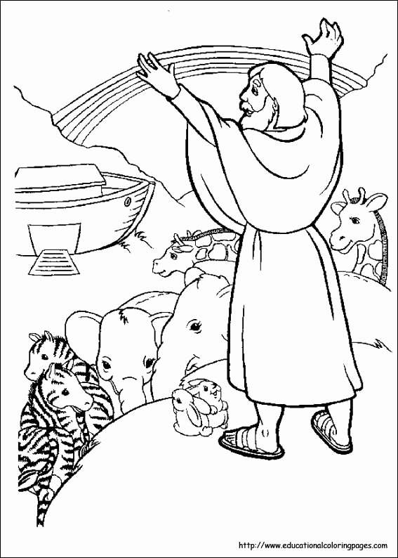 Bible Story Worksheets for Preschoolers Fresh Outstanding Childrens Coloring Bible Inspirations