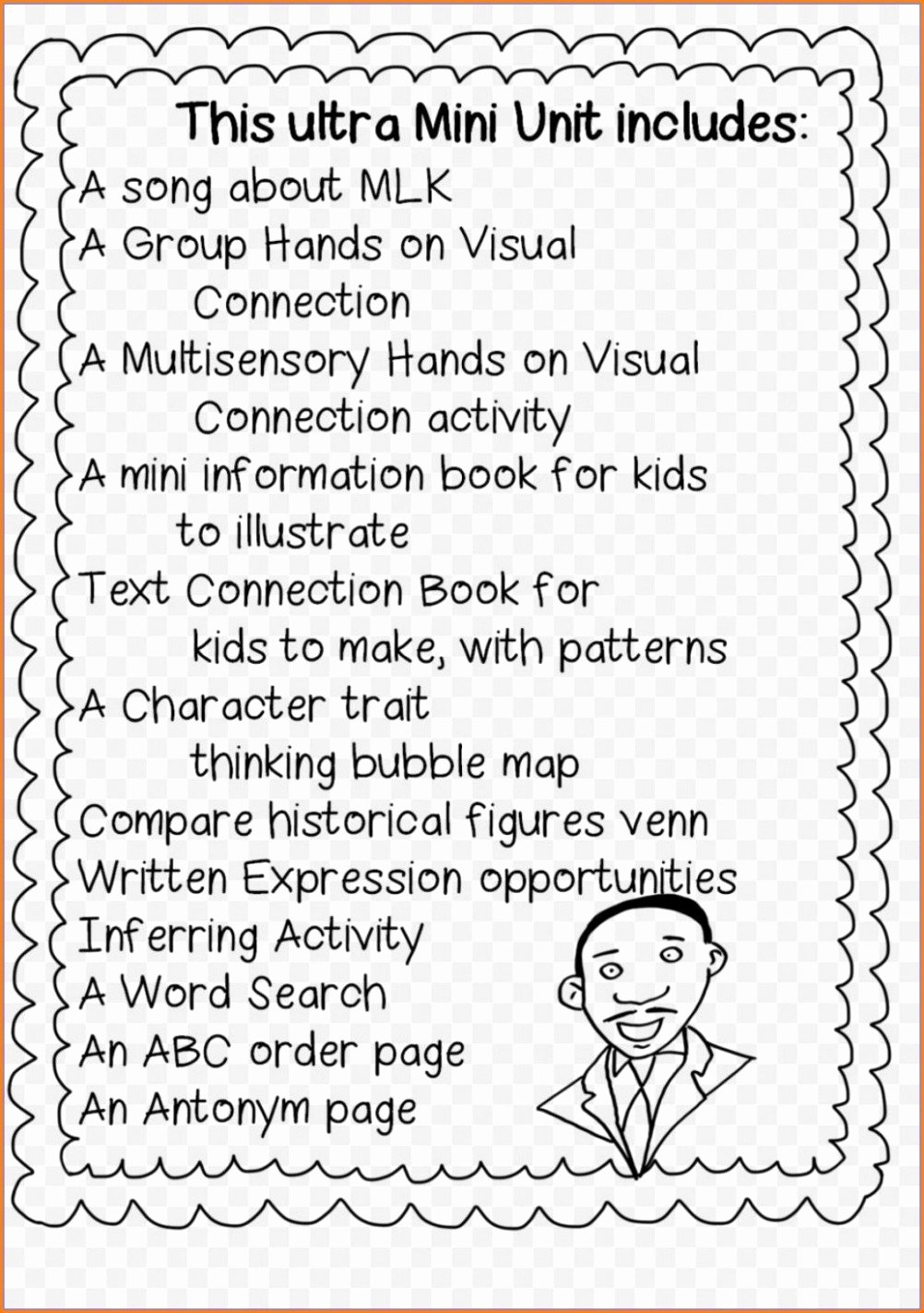 Black History Worksheets for Preschoolers Free Black History Month Worksheets for Kindergarten