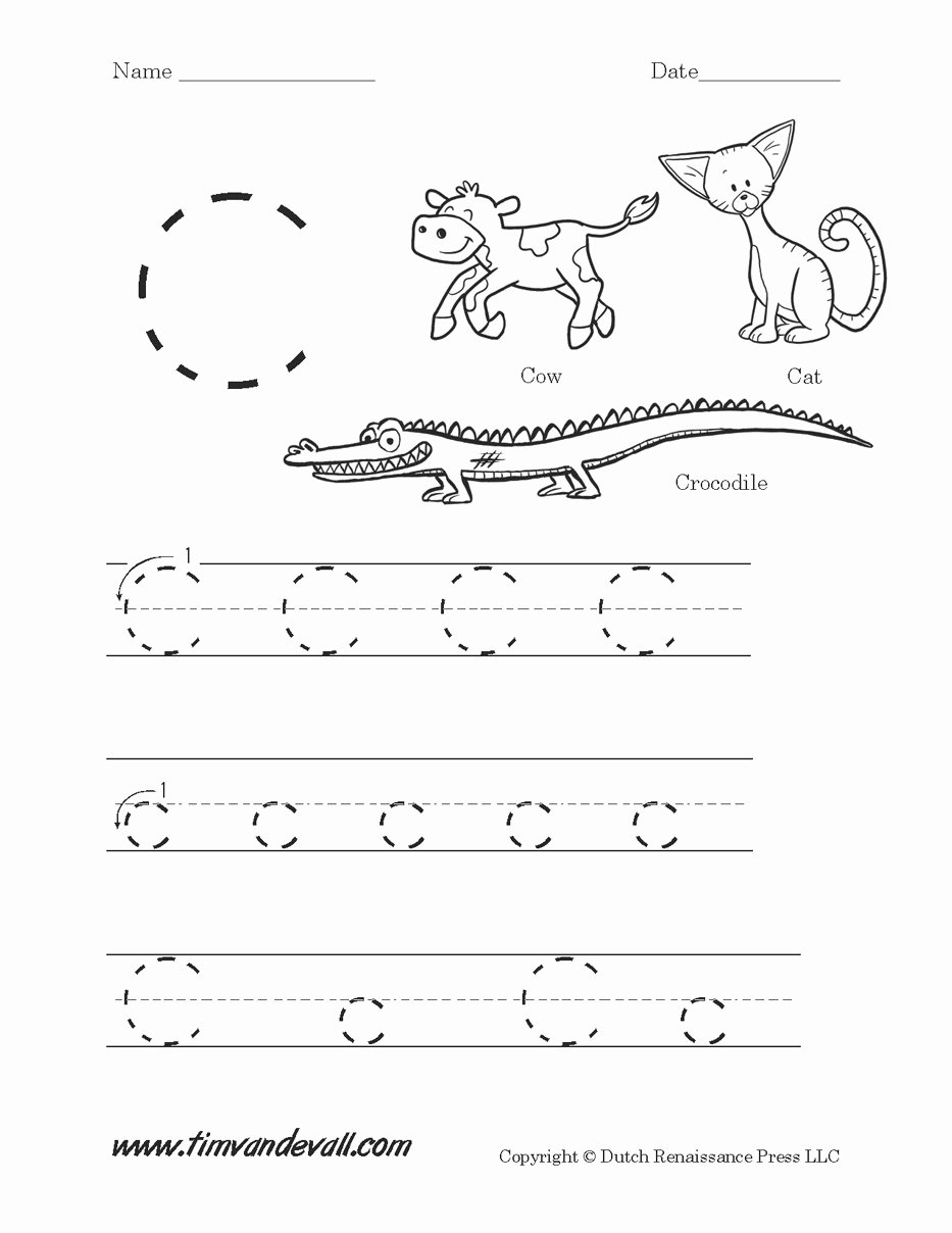 C Printable Worksheets for Preschoolers Ideas Letter Worksheets and Activities Coloring for Kids toddlers