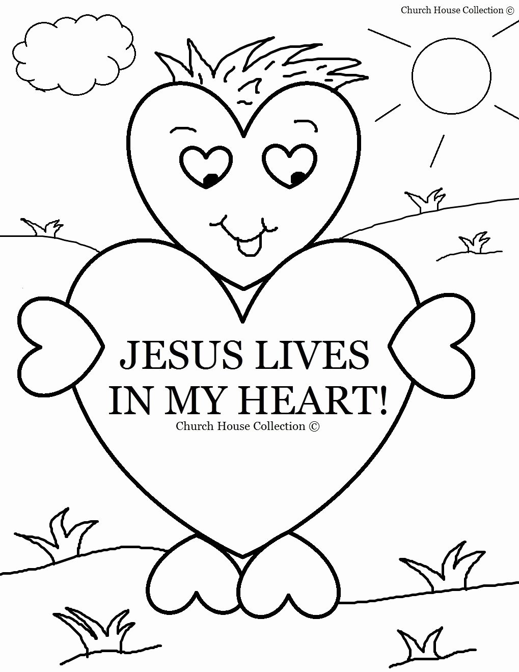 Christian Worksheets for Preschoolers Printable Biblical Coloring Sheets – Stephenbenedictdyson