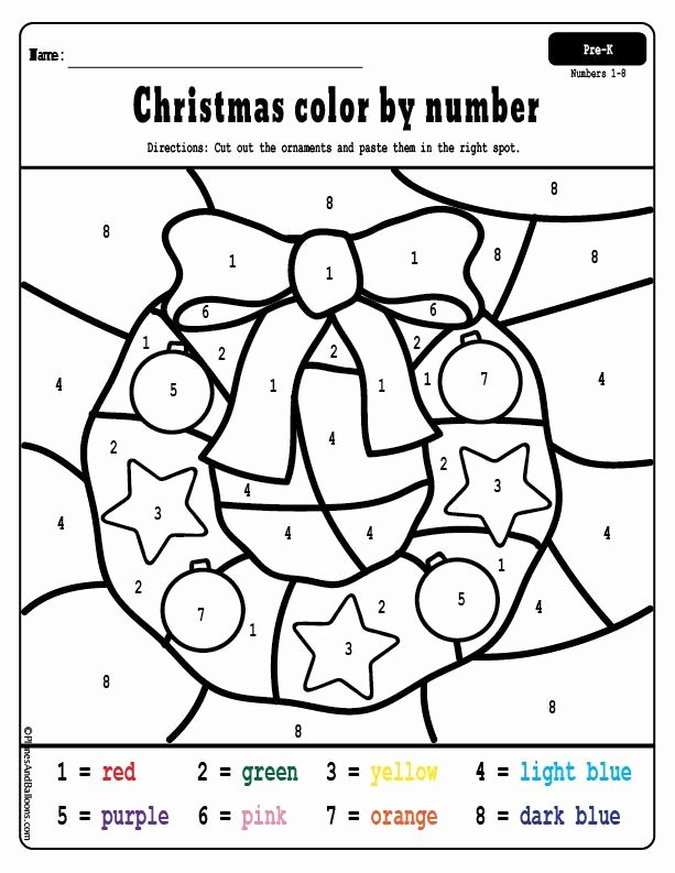 Christmas Number Worksheets for Preschoolers top Free Printable Christmas Worksheets for Preschoolers Bundle