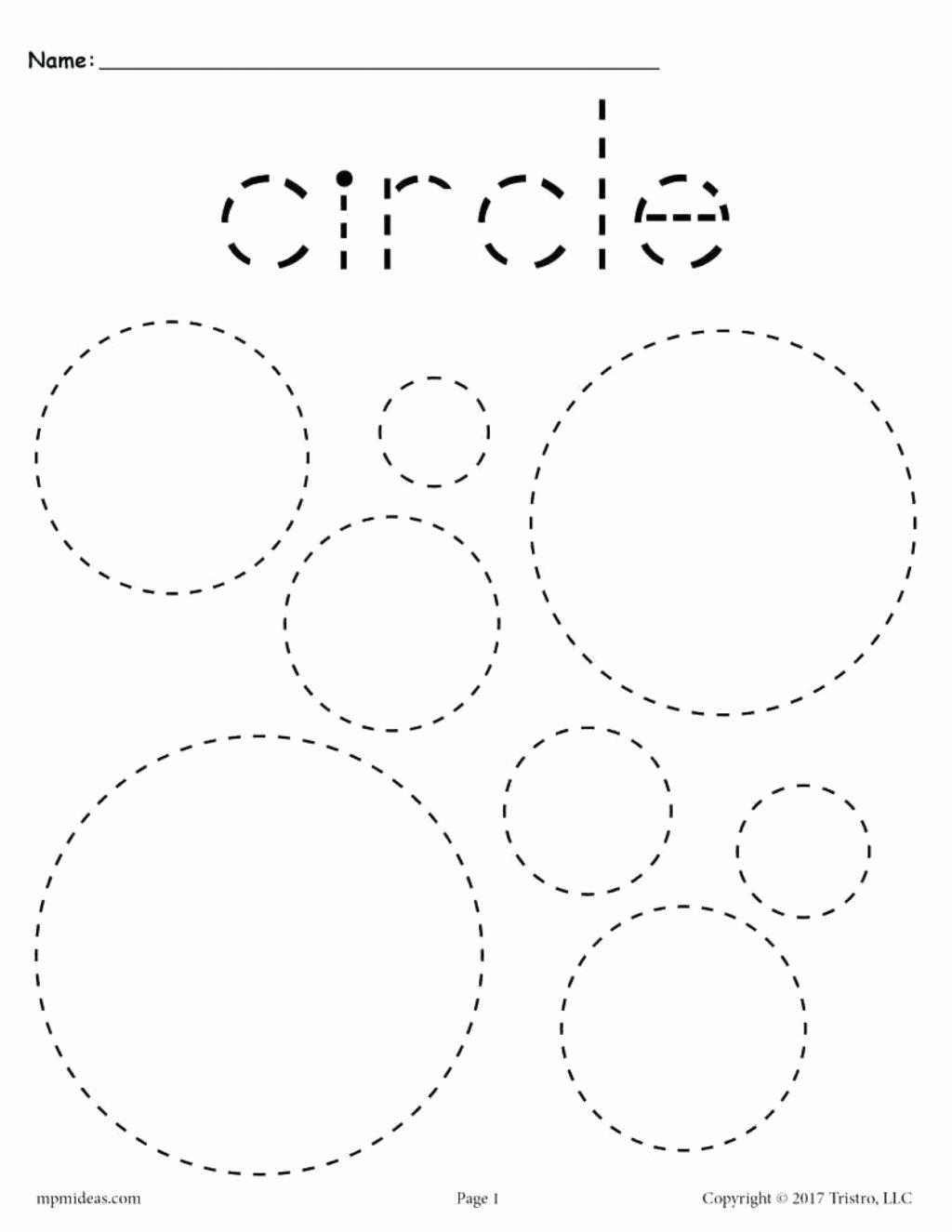 Circle Shape Worksheets for Preschoolers Best Of Worksheet Worksheet Free Activity Sheets for Preschoolers