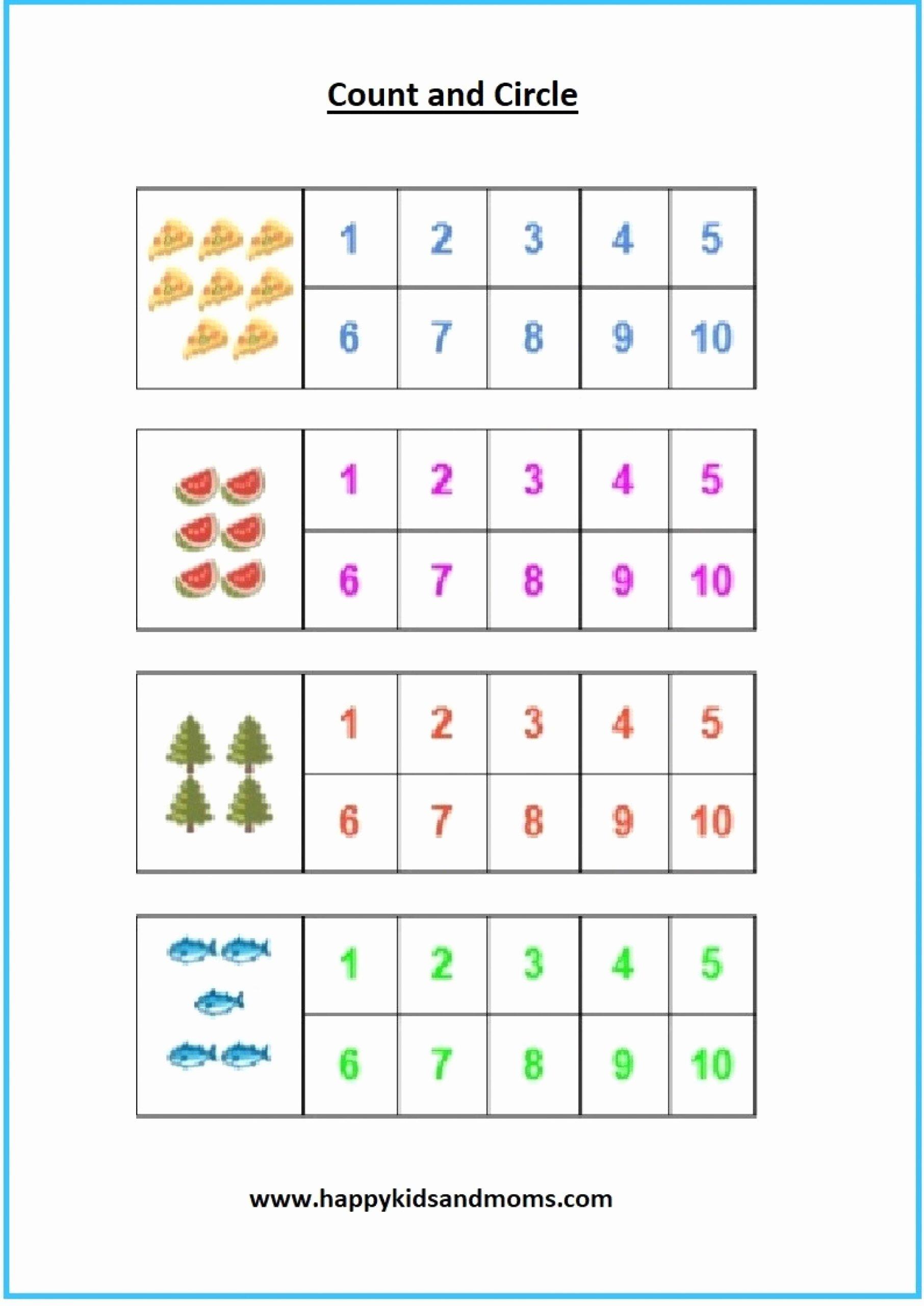 Circus Worksheets for Preschoolers Kids Worksheets Worksheetsgarten Math Pdf Worksheet Free
