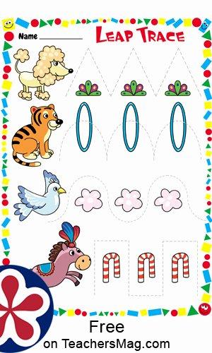 Circus Worksheets for Preschoolers Printable Free Printable Circus Worksheets Teachersmag