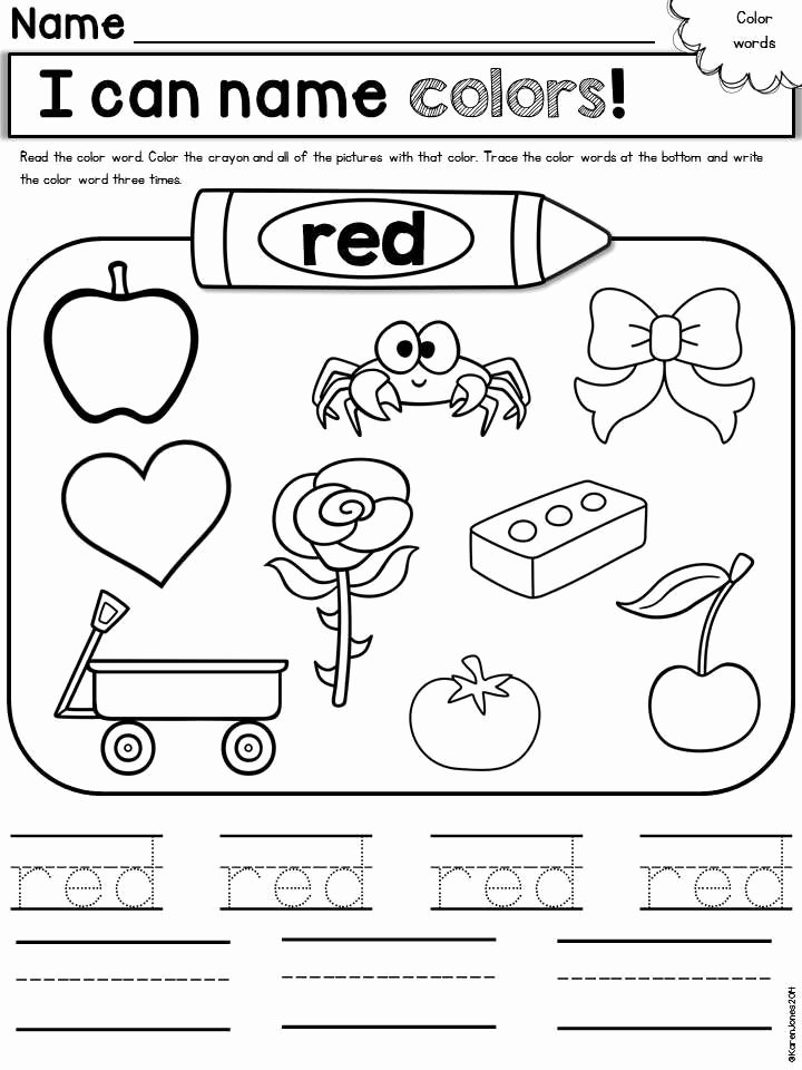 Color Red Worksheets for Preschoolers Ideas Coloring Pages Coloring Pages Colorheets Printable Page