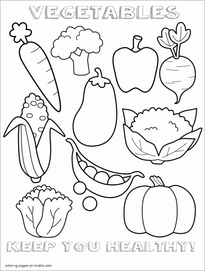 Coloring Activity Worksheets for Preschoolers Best Of Coloring Pages Coloring Unhealthy for Kids with Food
