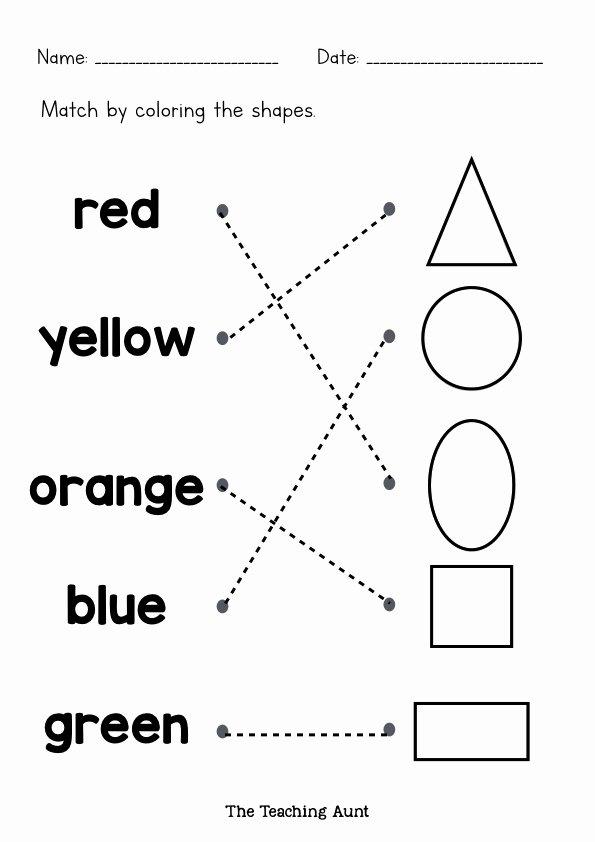Colors Worksheets for Preschoolers Free Printables Free Coloring Pages Free Printable Color Worksheets Free