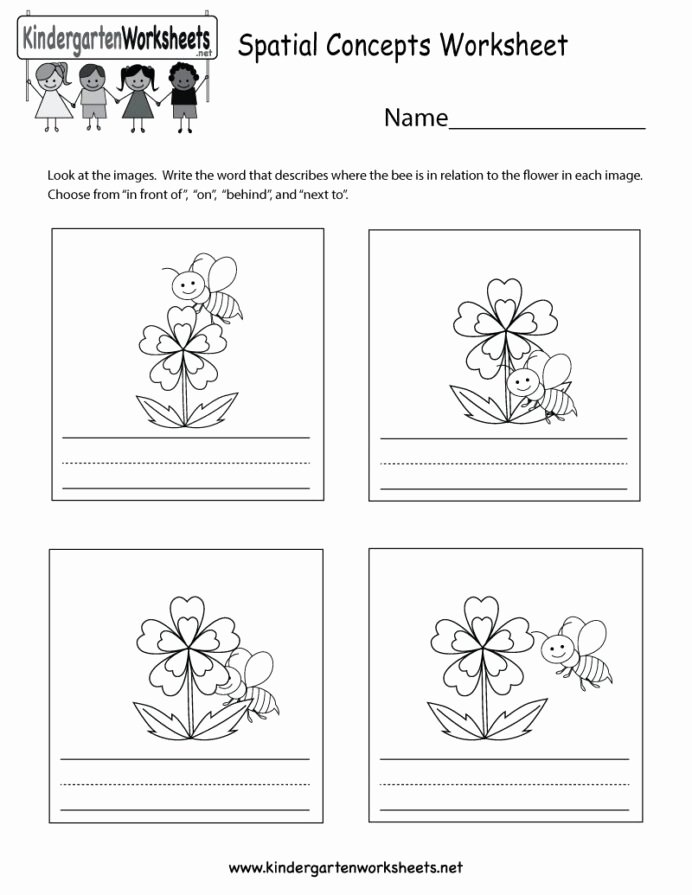 Concept Worksheets for Preschoolers Best Of Luther Jr Printable Worksheets and Activities for In Out