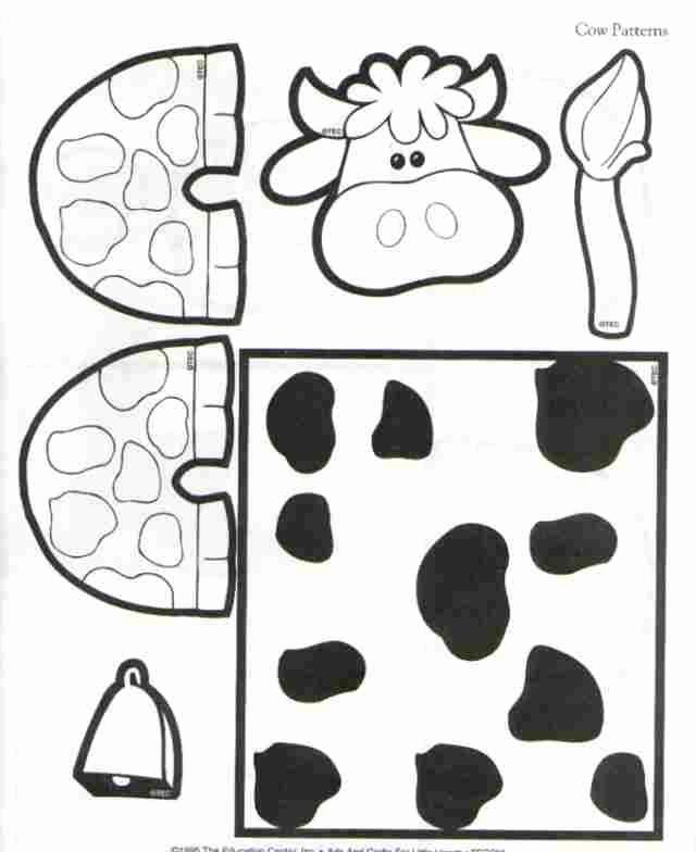 Cow Printable Worksheets for Preschoolers Free C is for Cow toilet Paper Roll Cow Craft