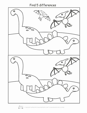 Dinosaur Worksheets for Preschoolers New Dinosaur Printable Preschool and Kindergarten Pack