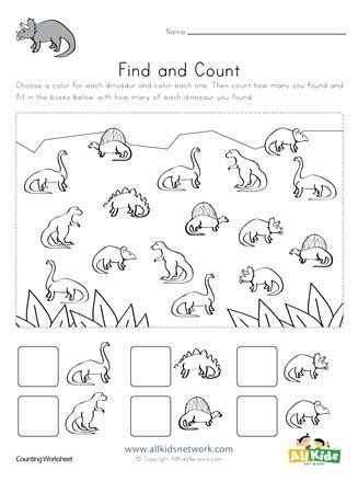 Dinosaur Worksheets for Preschoolers New Pin by All Kids Network On Dinosaur Planet In 2020