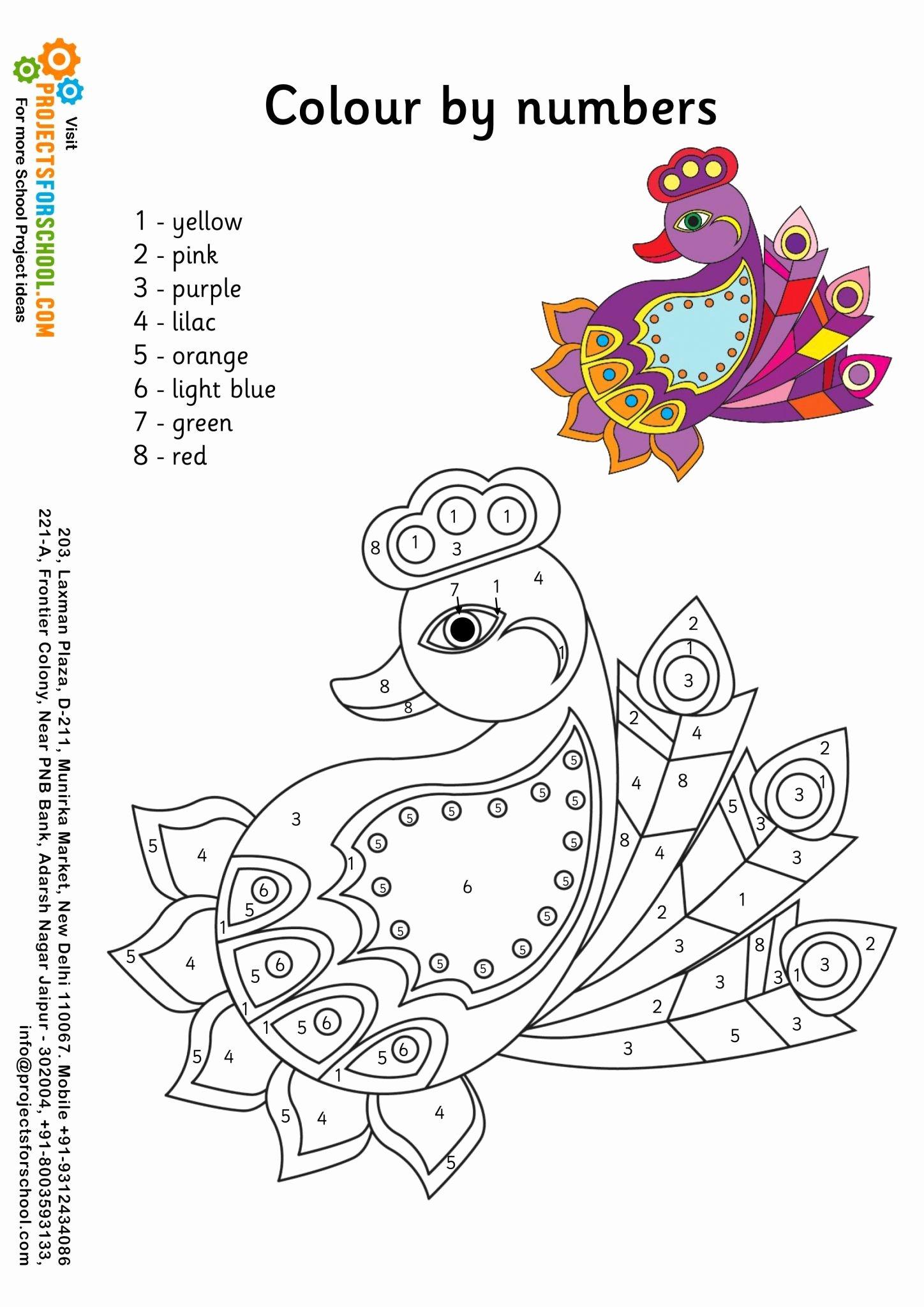 Diwali Worksheets for Preschoolers New Kids Science Projects Rangoli Worksheet 2 Free