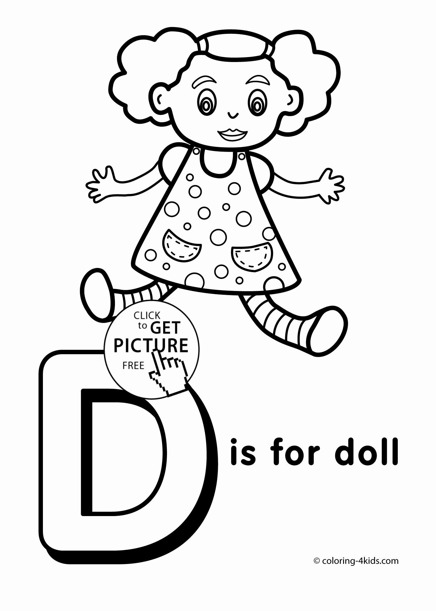 Dltk Worksheets for Preschoolers Kids Dltk Printables Letters Dltk Printable Letters Free