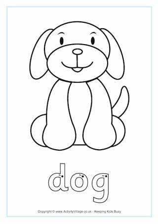 Dog Worksheets for Preschoolers Ideas Dog Worksheets