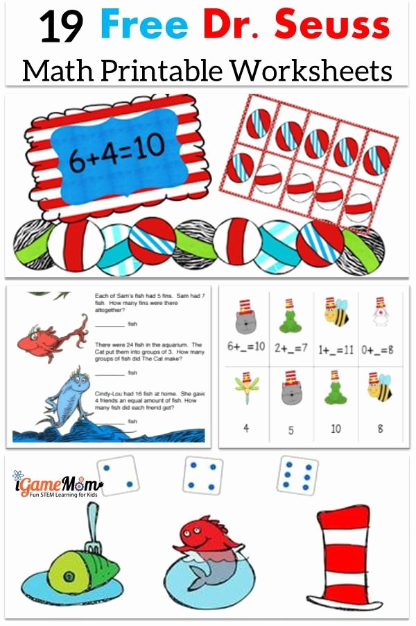 Dr Seuss Worksheets for Preschoolers Ideas Worksheet Incredible Free Worksheets for Children Dr Seuss