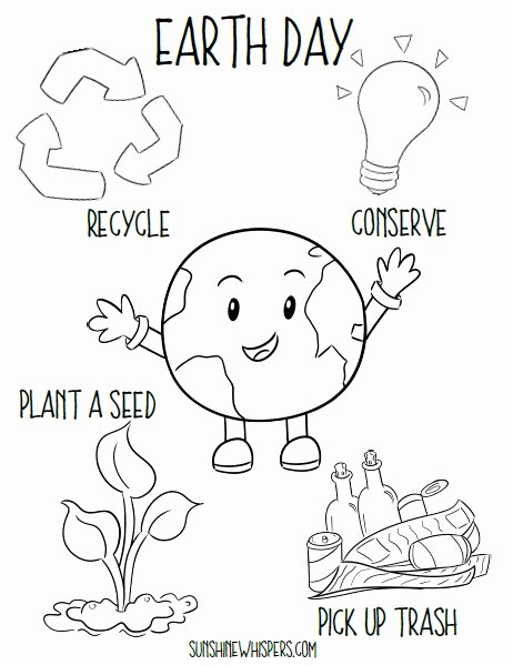Earth Day Worksheets for Preschoolers Best Of Outstanding Earth Day Printableoring Pages Ideas Free