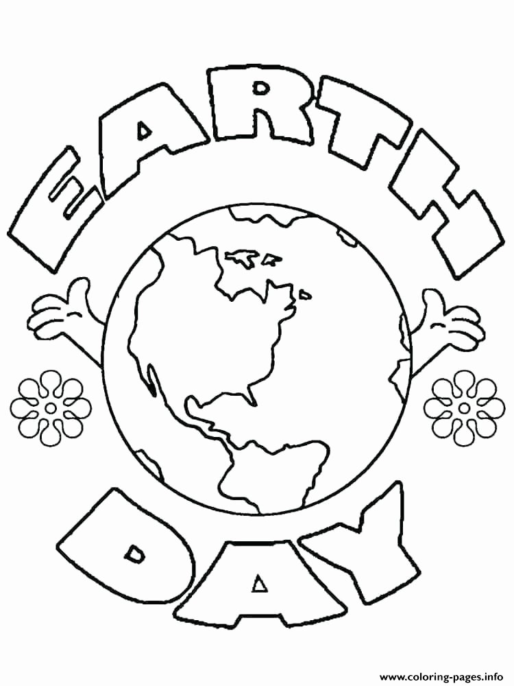 Earth Day Worksheets for Preschoolers New Earth Day Worksheets Coloring Pages Printable