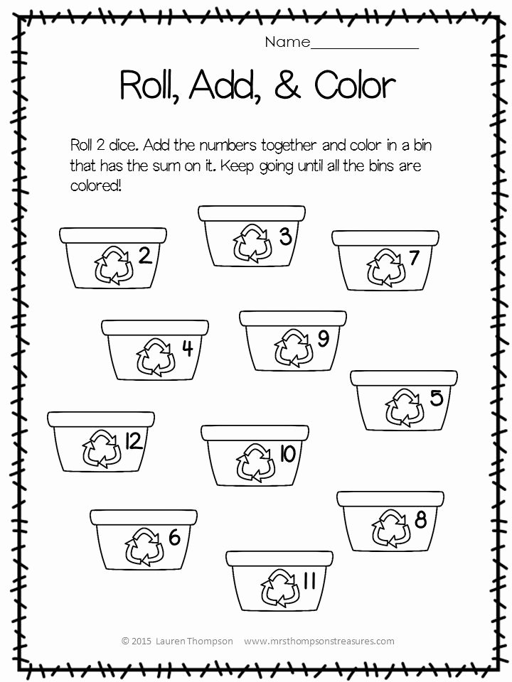 Earth Day Worksheets for Preschoolers Printable Free Earth Day Printable Activities