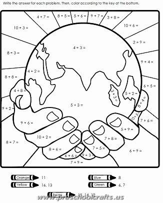 Earth Worksheets for Preschoolers Free Free Printable Earth Day Worksheets for Kids Preschool and