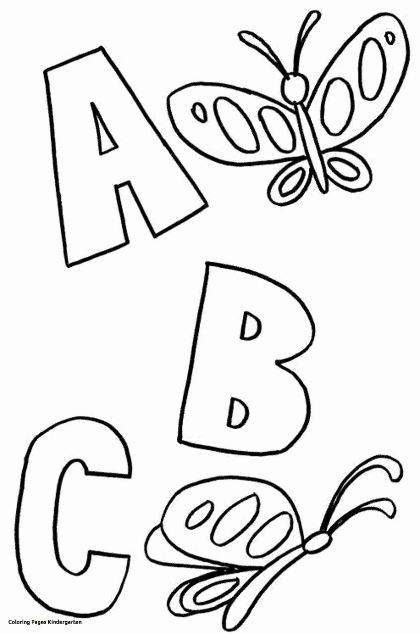 Educational Coloring Worksheets for Preschoolers Free Educational Free Printableoring Pages for Kindergarten