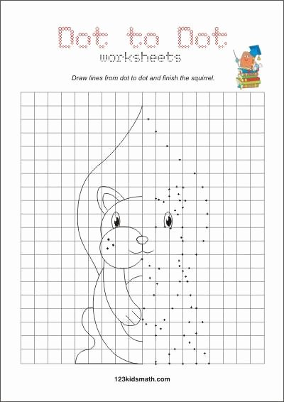 Eye Hand Coordination Worksheets for Preschoolers Inspirational Dot to Dot Activities are Excellent for Improving Fine Motor