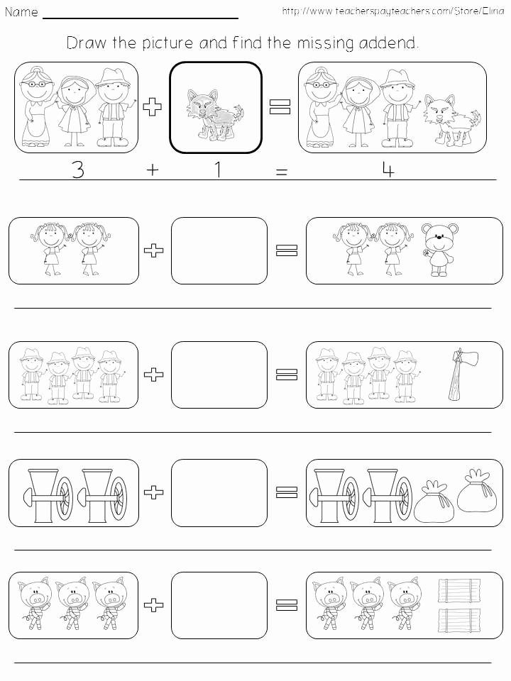 Fairy Tales Worksheets for Preschoolers Best Of Fairy Tale Writing Activities for Kindergarten