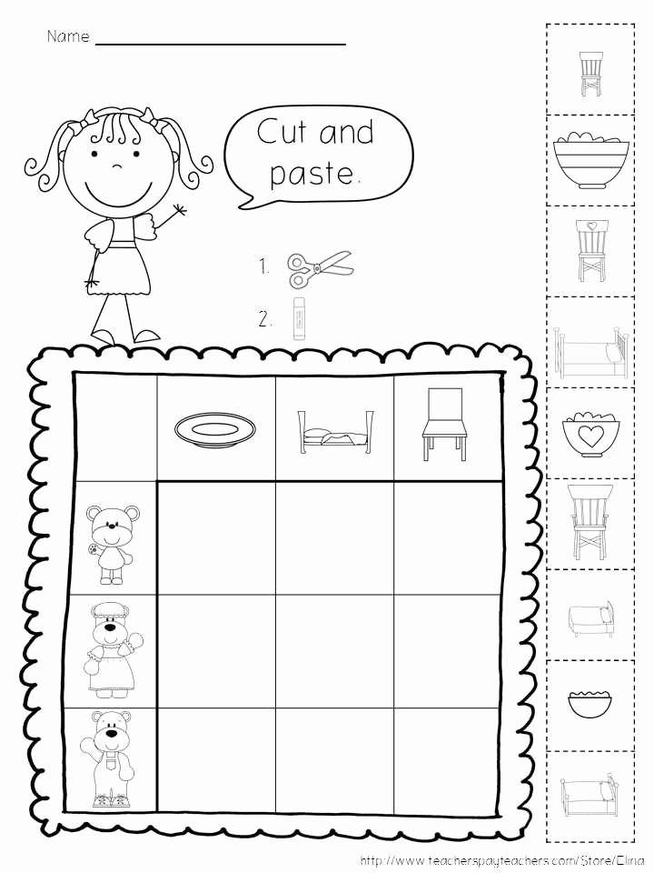 Fairy Tales Worksheets for Preschoolers top Printer´s Choice Fairy Tale themed Math Activities with