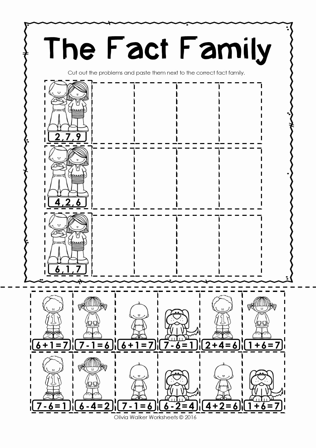 Family Worksheets for Preschoolers top Worksheet Munity Workers Right Age for