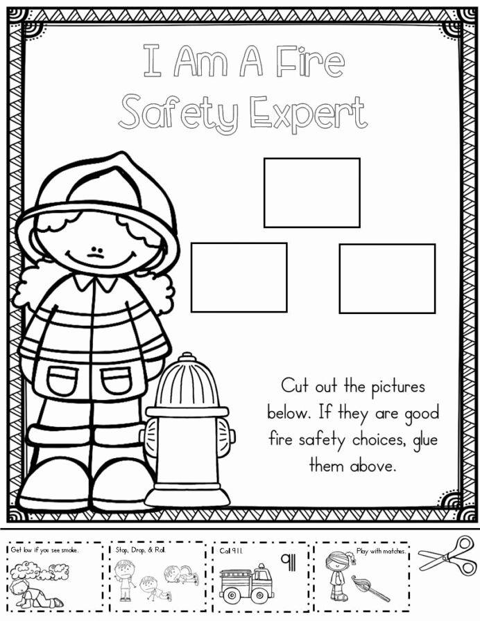 Fire Safety Worksheets for Preschoolers Inspirational Fire Safety Lessons Tes Teach Worksheets Slide26 Ok Google