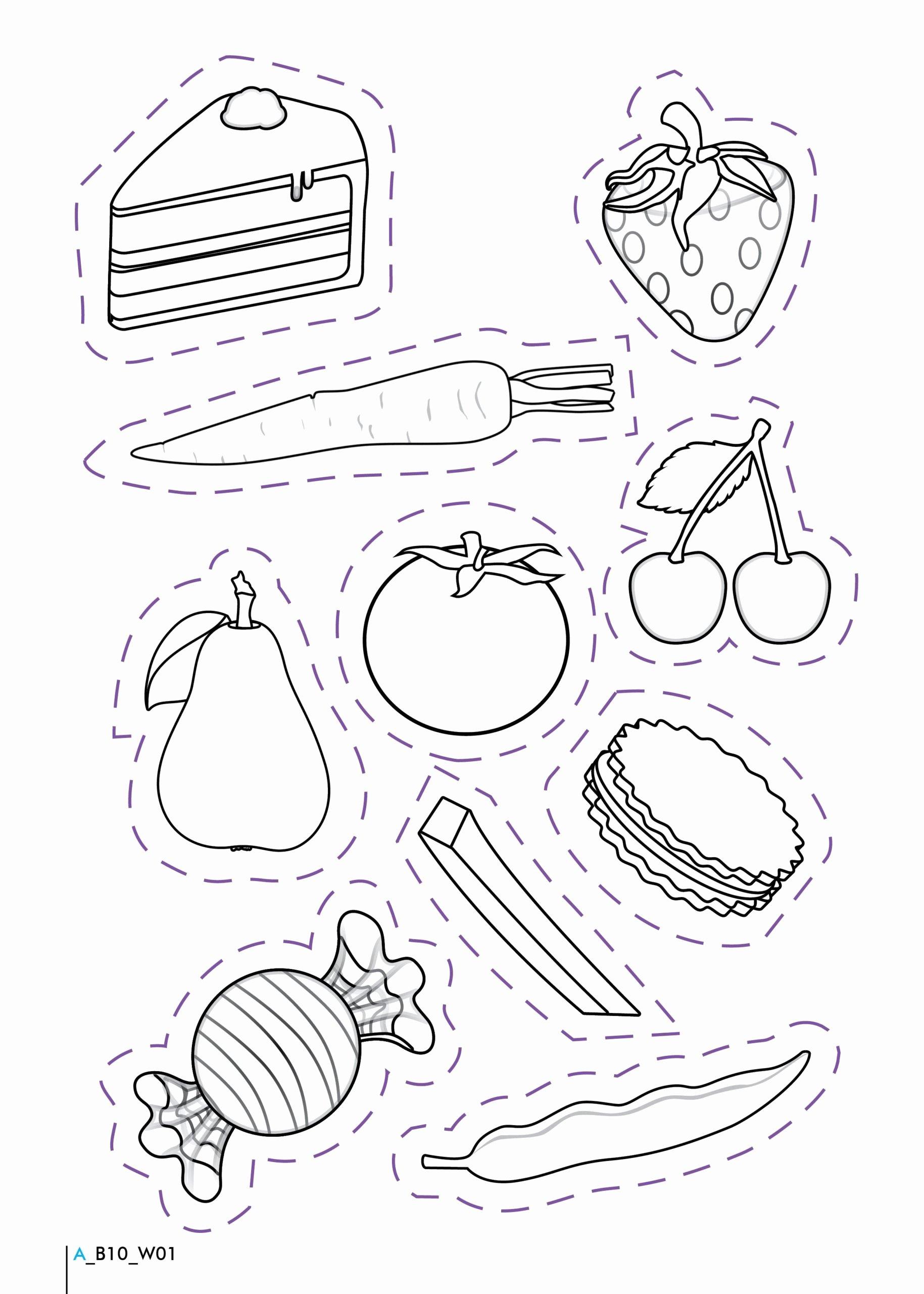 Food Worksheets for Preschoolers Kids Unhealthy Food Worksheet Printable Worksheets and Activities