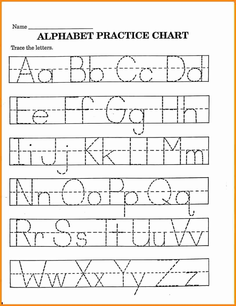 Free Abc Worksheets for Preschoolers Lovely 7 Pre K Worksheets Printable Media Resumed Kindergarten