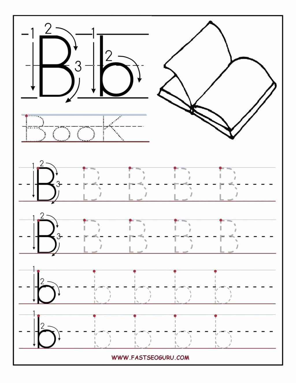 Free Alphabet Tracing Worksheets for Preschoolers Lovely Worksheet Excelent Letter Tracing Worksheets Free