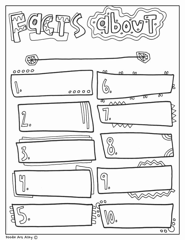Free Black History Worksheets for Preschoolers top Black History Month Printables Classroom Doodles Science