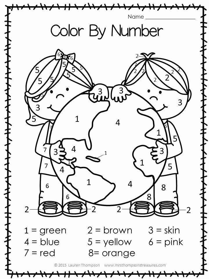 Free Earth Day Worksheets for Preschoolers Lovely Free Earth Day Printable Activities