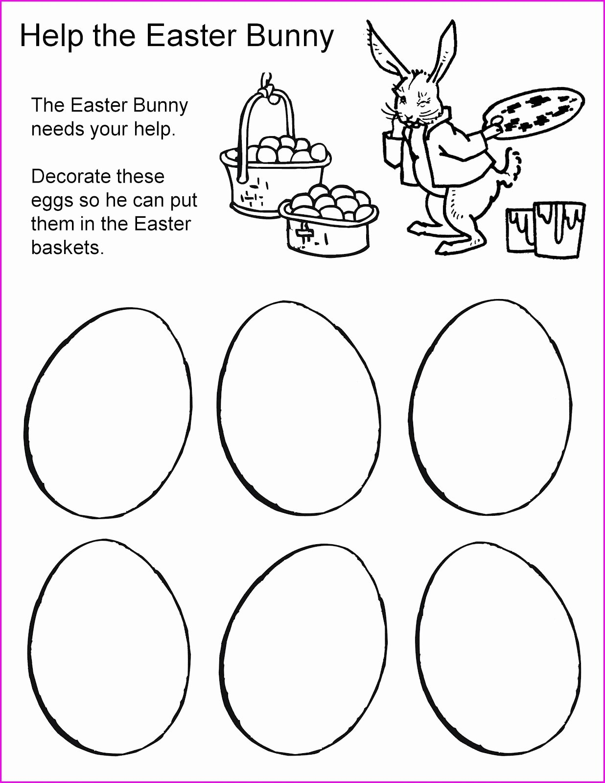 Free Easter Printable Worksheets for Preschoolers Ideas Worksheets First Grade Easter Worksheets for 7th topics