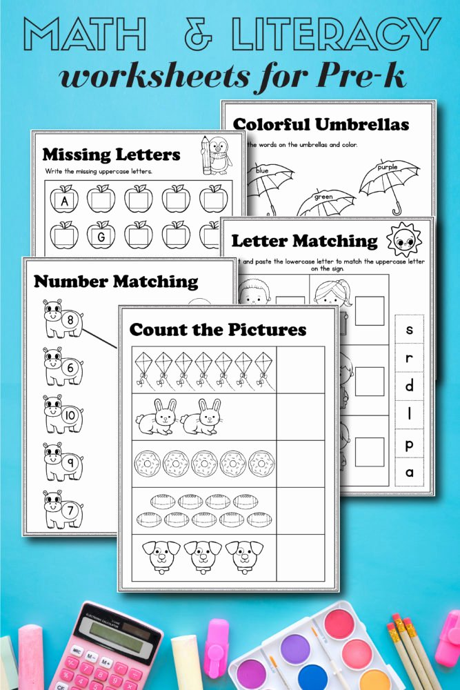Free Homeschooling Worksheets for Preschoolers New Free Homeschooling Printables for Preschool