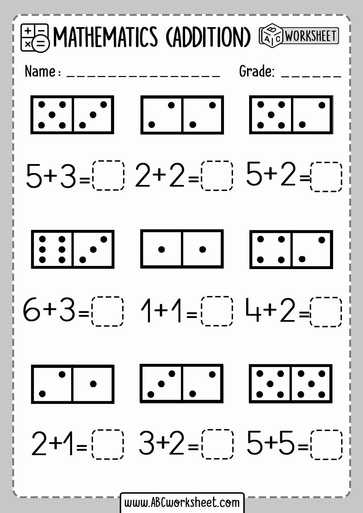 Free Math Worksheets for Preschoolers Kids Kindergarten Printable Worksheetsr Preschoolers Free Math