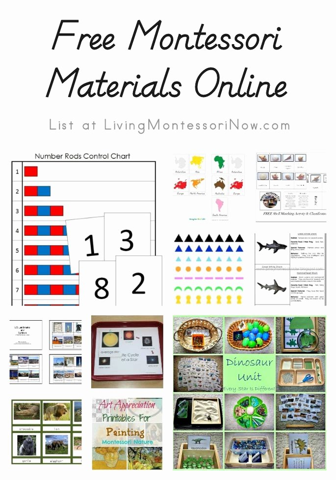 Free Montessori Worksheets for Preschoolers Ideas the Ultimate List Of Free Preschool Printables for Activity