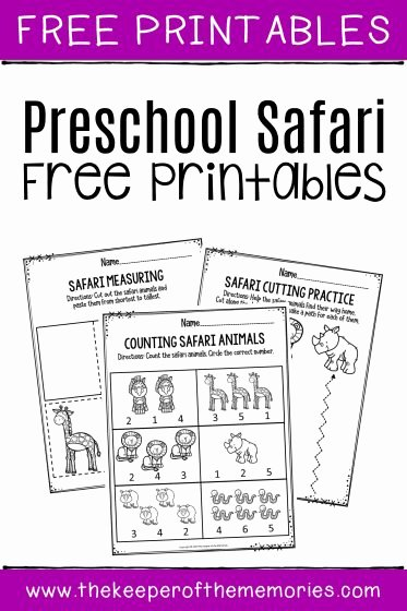Free Printable A Worksheets for Preschoolers New Worksheet Free Printable Worksheets forschool Safari